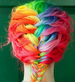 a83d521c9c9b04d9ea12cc48f5a0b9d1--rainbows-colorful-hair